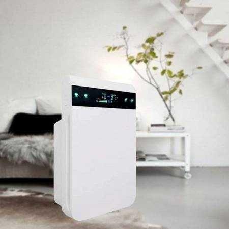 Умный очиститель, ионизатор воздуха с трехслойной системой очистки