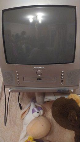 Телевізор з DVD