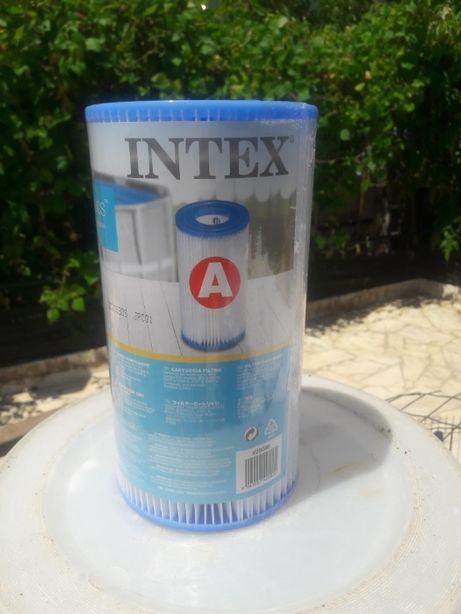 Filtro piscina tipo A Intex - 6,5€+portes.