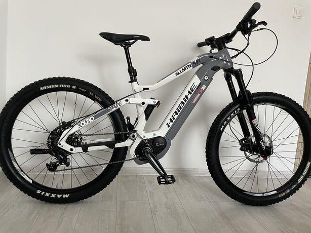 Электровелосипед Haibike XDuro Allmtn 3.0 Bosch RockShox sram