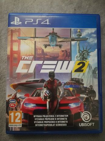 Gra The Crew 2 PlayStation 4