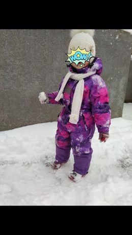 Зимний термокомбинезон