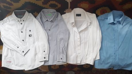 Рубашки для школы 116
