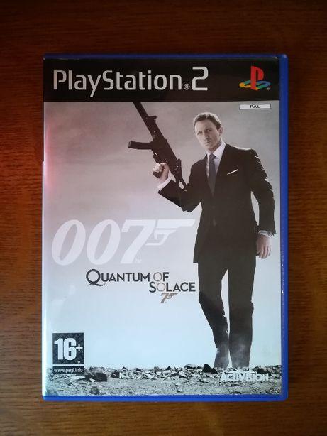 Jogo PS2 - 007 Quantum of Solace