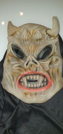 Maska Karnawał/Halloween latex