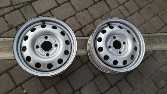 Оригинальные корейские стальные диски автомобильные R14