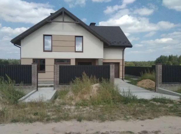 Продам коттедж новой постройки в с Новое (Боярка)