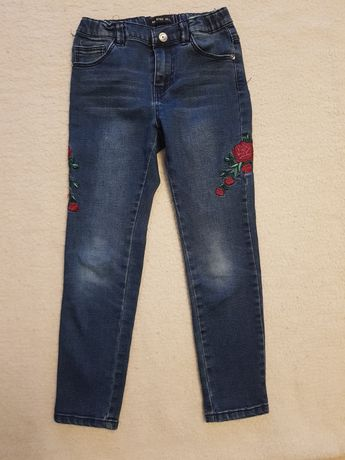 Jeansy Reserved 122