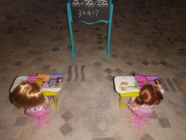 "Продам набор куклы Барби ""Школа"""