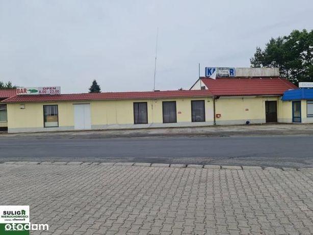 Budynki usługowe - Poźrzadło