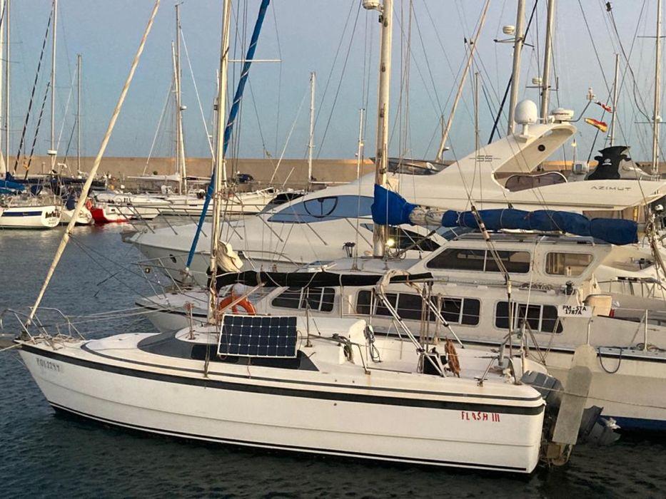 Jacht Macgregor 26 przyczepa Ciechocinek - image 1