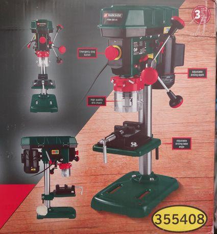 Nowa wiertarka stołowa PARKSIDE PTBM 500 E5