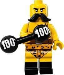 Minifigura Lego Série 17 - Circus Strong