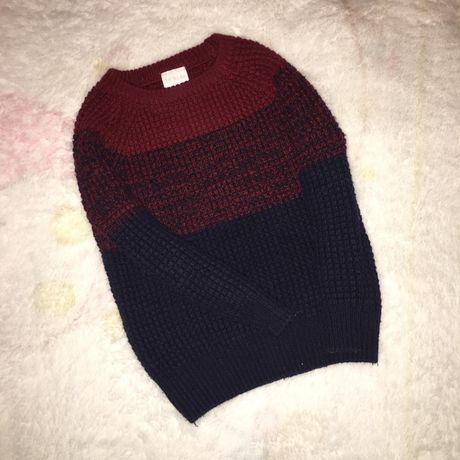 Вязаный свитер F&F 3-4 года