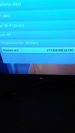 Tv Samsung ue40es6100