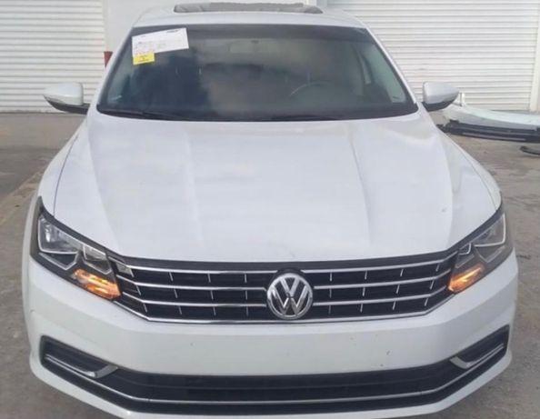 Разборка Фольксваген Пассат Б8 / Volkswagen Passat B8 USA 2016