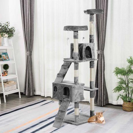 Arranhador de árvore para gatos  50x50x170cm