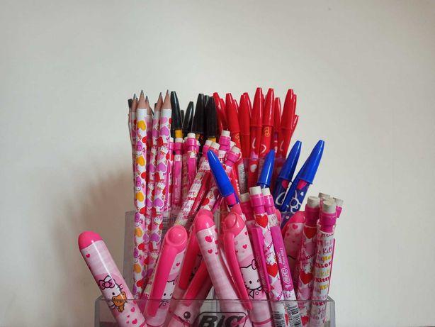 Canetas, esferográficas, lápis e lapiseiras Hello Kitty