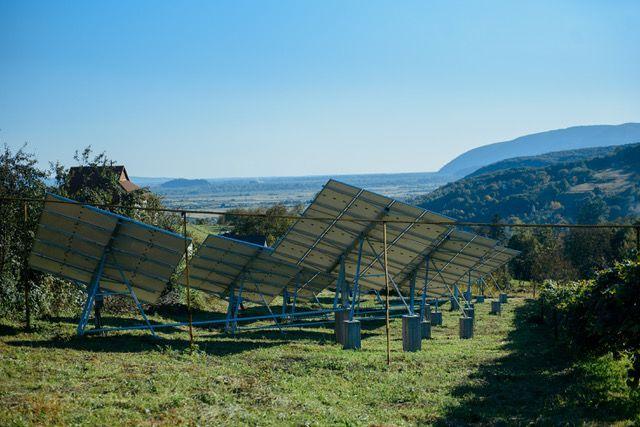 Солнечная электростанция 47 кВт. Готовый доходный бизнес