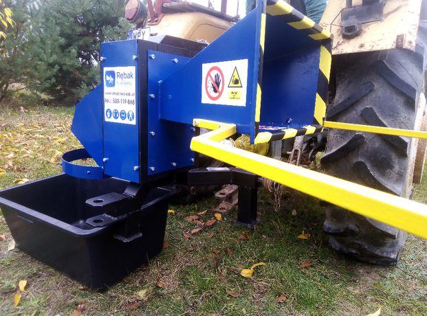 Rozdrabniacz W100- walcowy- do 9cm- do traktora C330 T25 C360 3P ursus