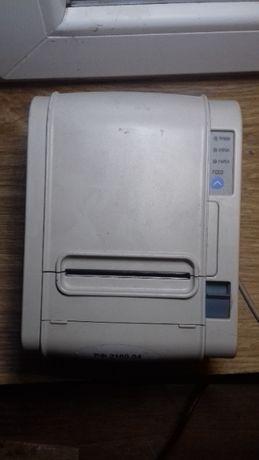 Термопринтер. Чековый принтер RP-300-H. Отличное состояние