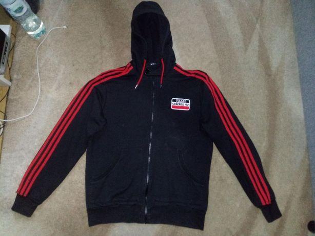 Adidas Team bluza z kapturem rozmiar L