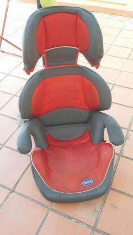Cadeira auto Chicco Max 3 S + 2 assentos