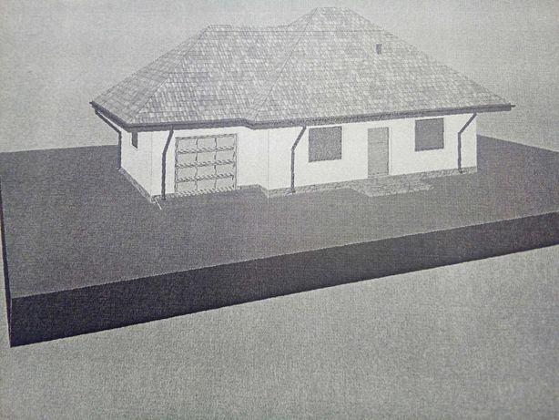 Sprzedam nowy dom w okolicach Częstochowy