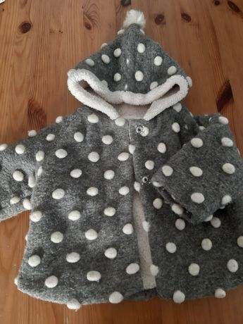 Casaco Zara menina - 9/12 meses