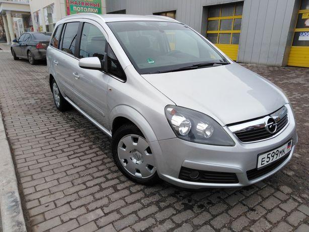 Opel zafira B Газ евро 4