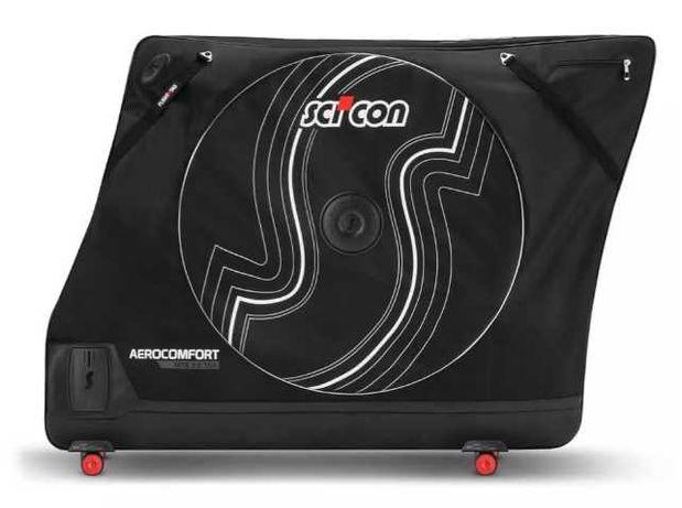 SCICON AeroComfort 3.0 Bag MtB Torba samolot Rower duża 29 evoc enduro
