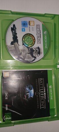 Gra na XBOX Star Wars Battelefront