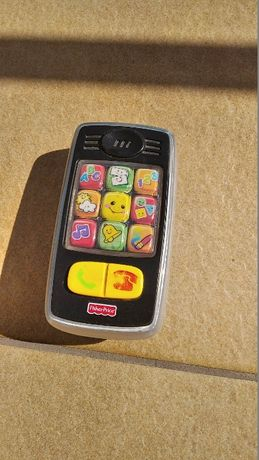Interaktywny telefon telefonik Fisher Price
