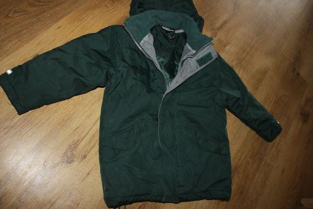 Куртка парка демисезонная на мальчика 3-4-5 лет