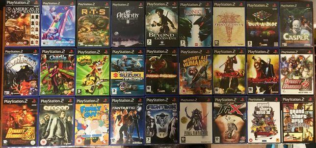 JOGOS PLAYSTATION 2 / PS2 | Portes Grátis |(venda à unidade)