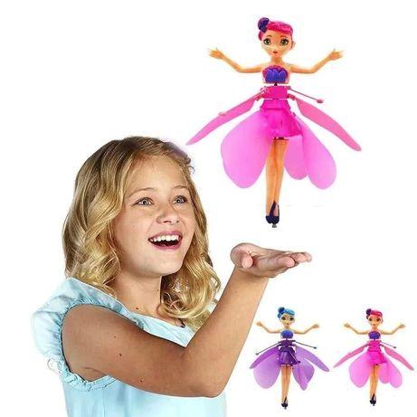 Летающая Фея с зарядкой от USB   Кукла с управлением от руки