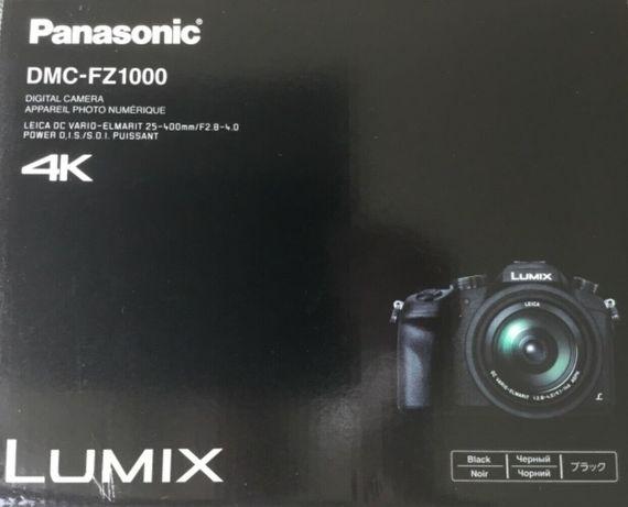"""Troco-Panasonic FZ1000;4K;WiFi;NFC;Cmos 1"""";zoom16xóptico;garantia"""
