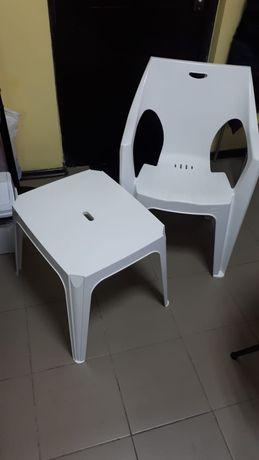 Стол к шезлонгу, Кресло садовое