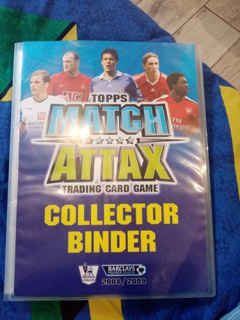 Match Attax rocznik 2008/2009