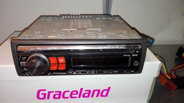 Radioodtwarzacz samochodowy CD Alpine 4x45Watt