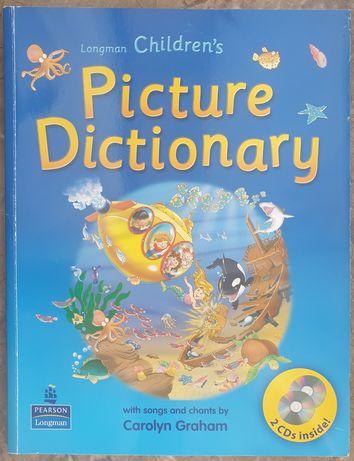 Angielski słownik obrazkowy dla dzieci