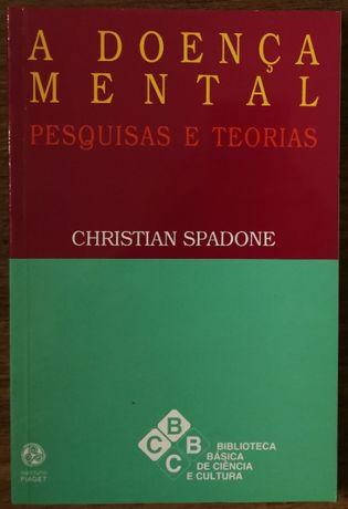 a doença mental, christian spadone, piaget