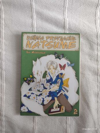 Księga Przyjaciół Natsume tom 2 | manga | mangi | komiks | książka