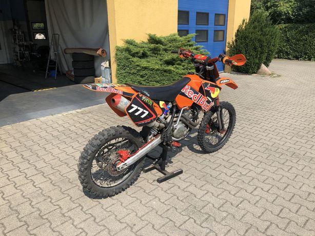 KTM SX/exc 520 Nowy silnik