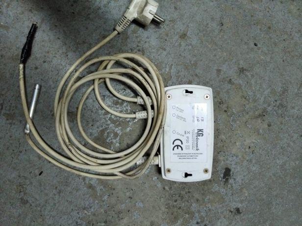 Sterownik pompy cyrkulacyjnej C.W.U + pompa