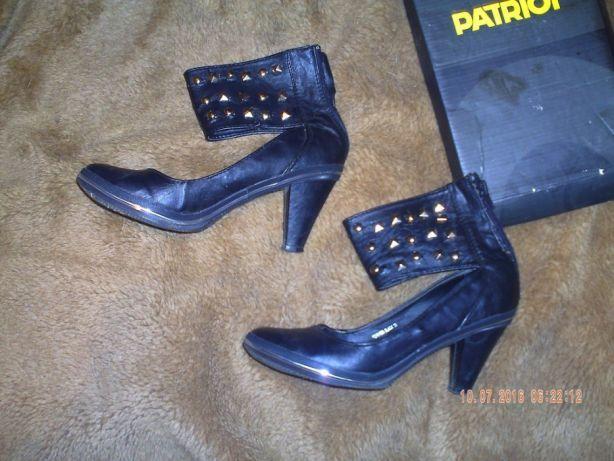 Туфли\ женские\ ботинки\ботильоны\ 39р.\ Кожа