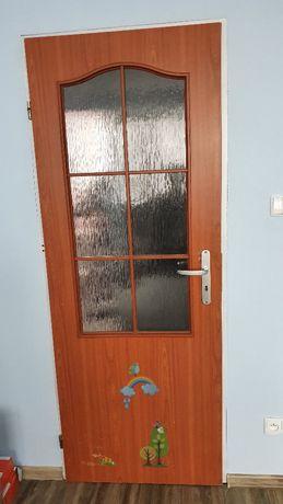 Drzwi pokojowe 70 LEWE