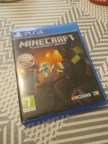 Minecraft/PL/PS 4 polecam!