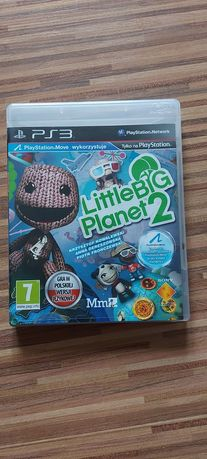 Little BIG Planet 2, Eyepet & friends gryna ps3