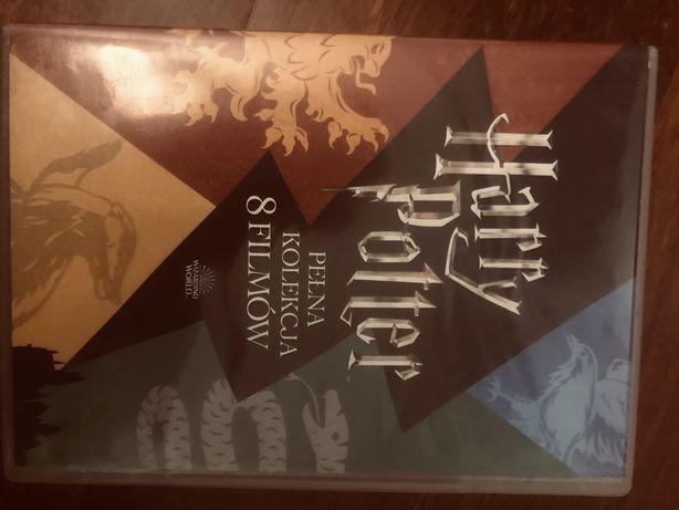 DVD Harry Potter Kolekcja